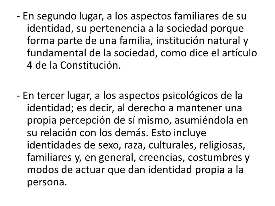 Artículo 139.- Son principios y derechos de la función jurisdiccional: 5.