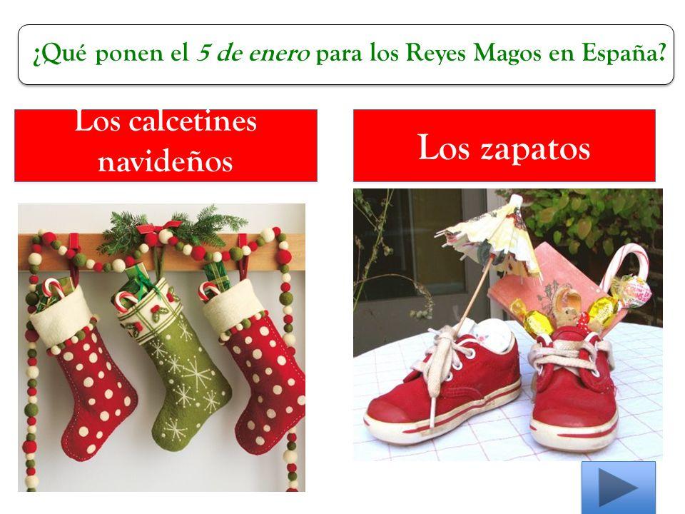 ¿Qué ponen el 5 de enero para los Reyes Magos en España.