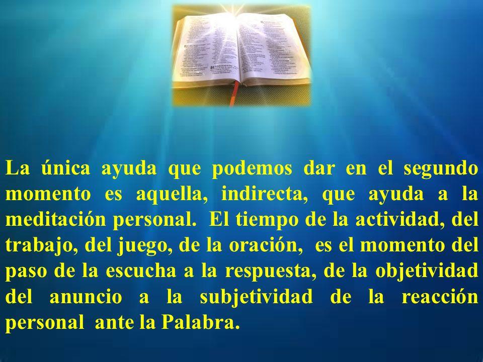 RECORDANDO: * CONFIAR EN EL PORDER Y LA ACCIÓN DE LA PALABRA DE DIOS QUE OBRA POR SÍ MISMA (ALGUNAS PARÁBOLAS DE JESÚS EXPRESAN ESTA VERDAD),.