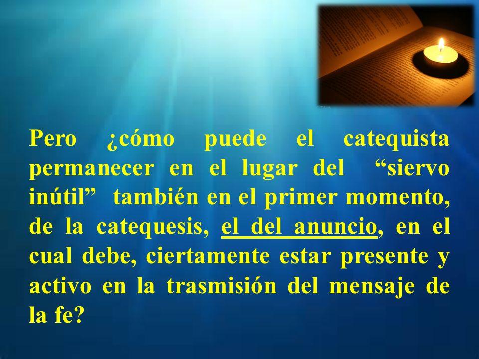 OTROS ASPECTOS IMPORTANTES PARA TENER EN CUENTA: EL AMBIENTE EN EL ENCUENTRO DE CATEQUESIS.