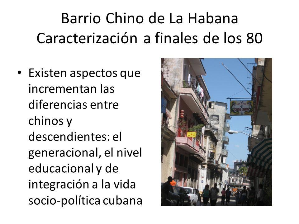 Nuevas celebraciones Las celebraciones de los Aniversarios de la Presencia China en Cuba a partir del 1994 hasta el 1997