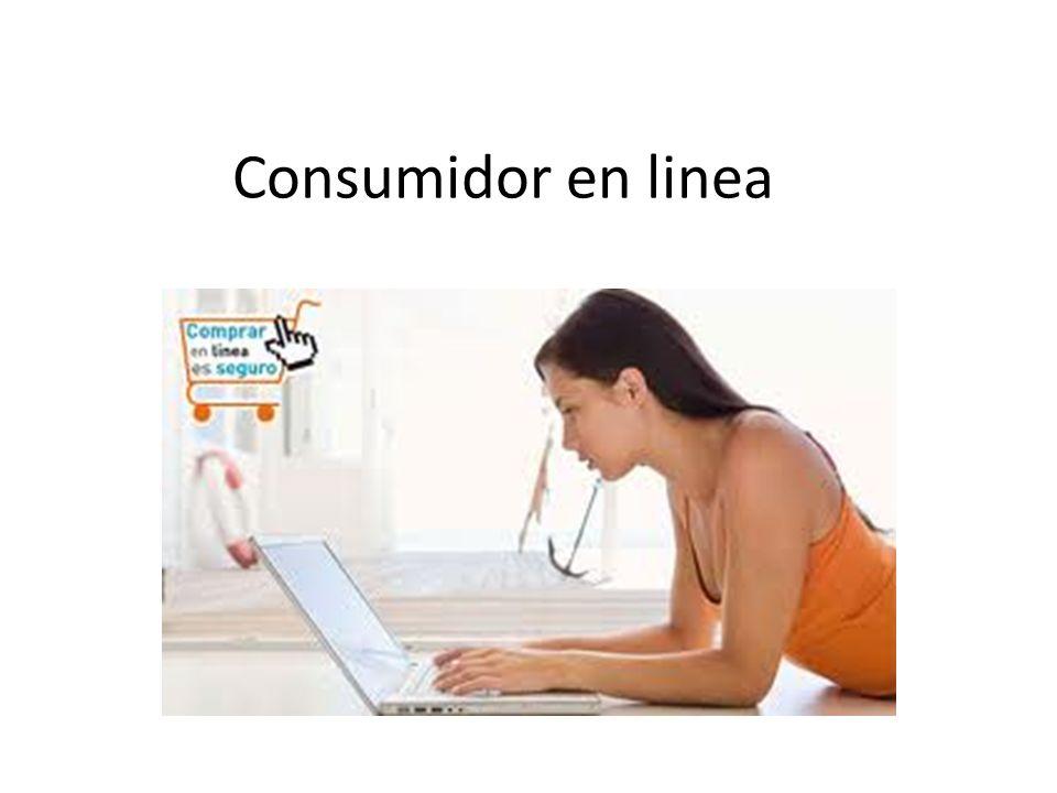 Consumidor en linea