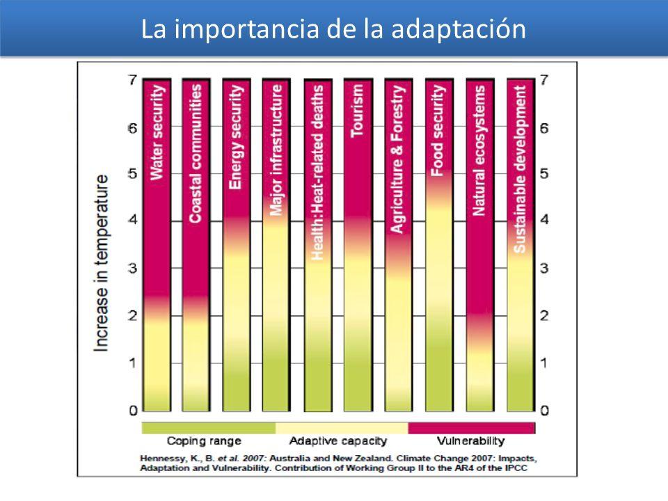 La importancia de la adaptación