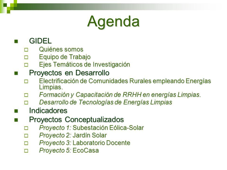 Agenda GIDEL GIDEL Quiénes somos Quiénes somos Equipo de Trabajo Equipo de Trabajo Ejes Temáticos de Investigación Ejes Temáticos de Investigación Pro