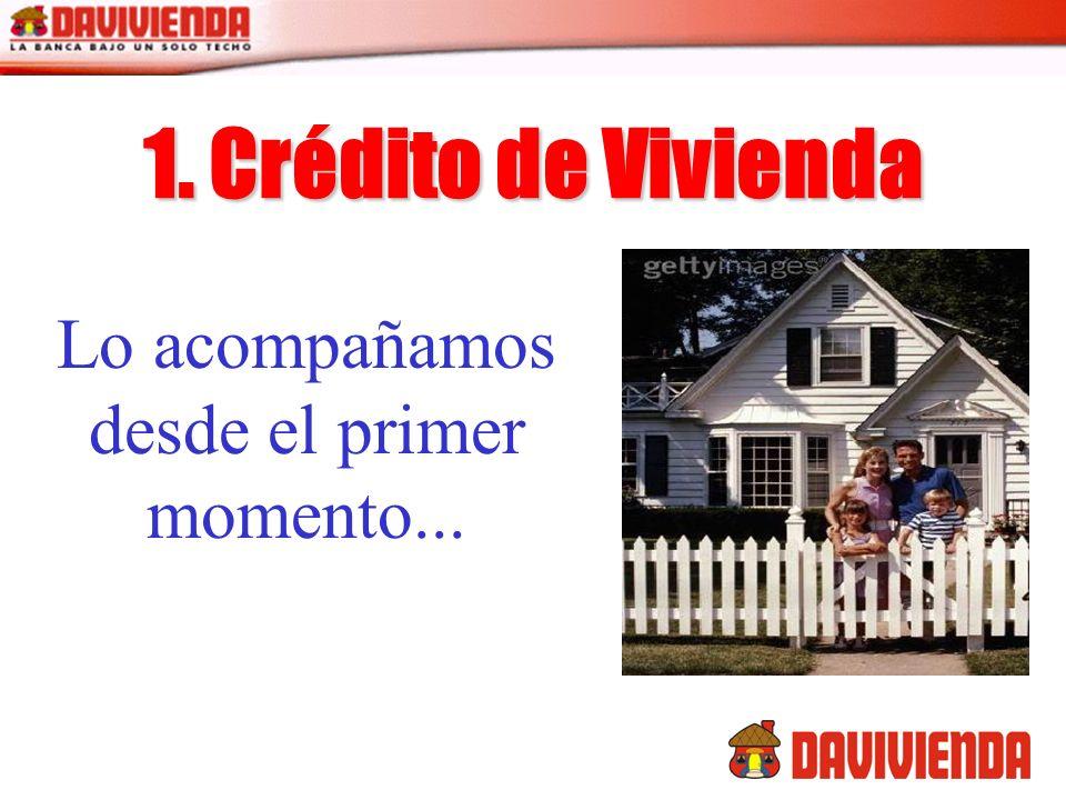 CRÉDITO DE VIVIENDA Ahorre para la cuota inicial de su casa con mayor rentabilidad y la posibilidad de beneficio tributario a través de la AFC y el Dafuturo.