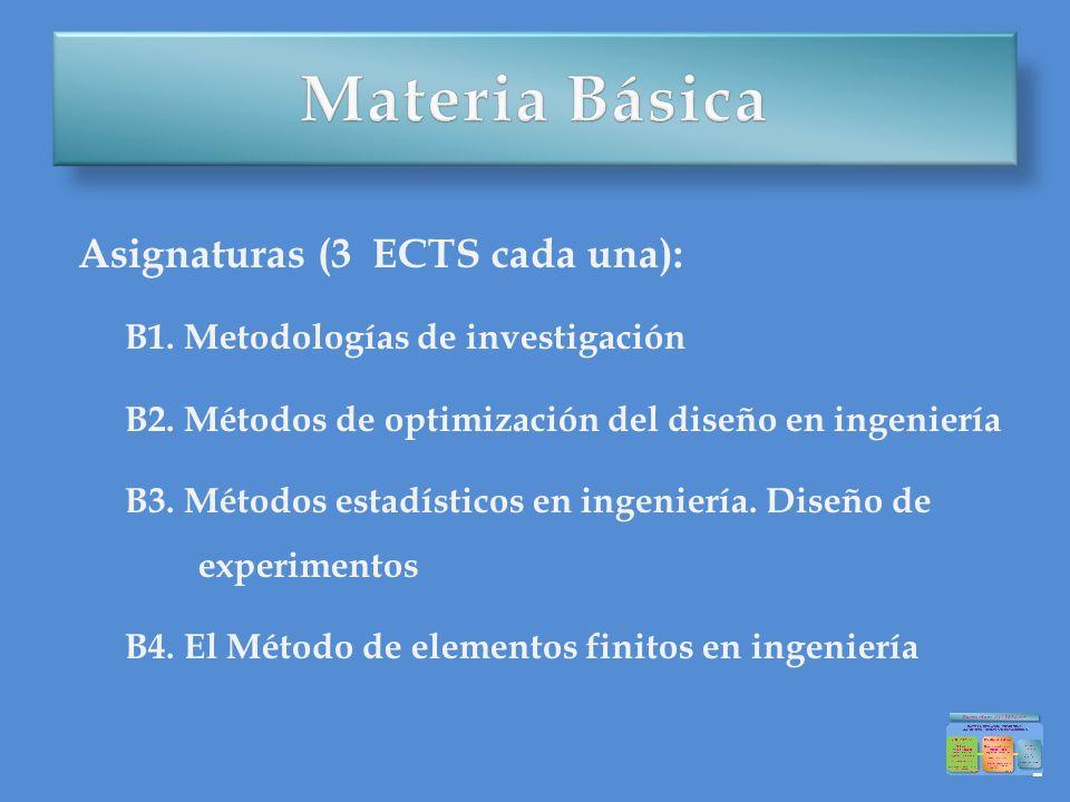 Máster Universitario en Ingeniería Mecánica.Diseño, Construcción y Fabricación.