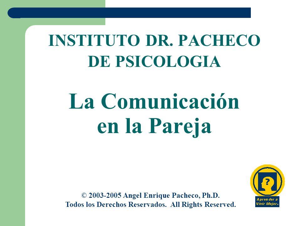 © 2003-2005 Angel Enrique Pacheco, Ph.D.Todos los Derechos Reservados.