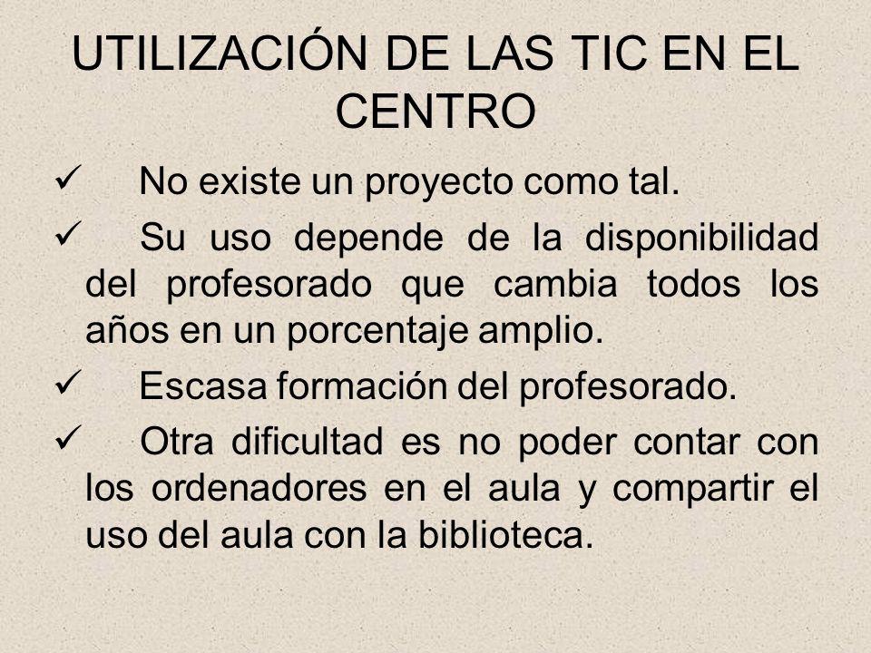PROYECTOS DESARROLLADOS EN EL C.R.A.Seminario de formación.