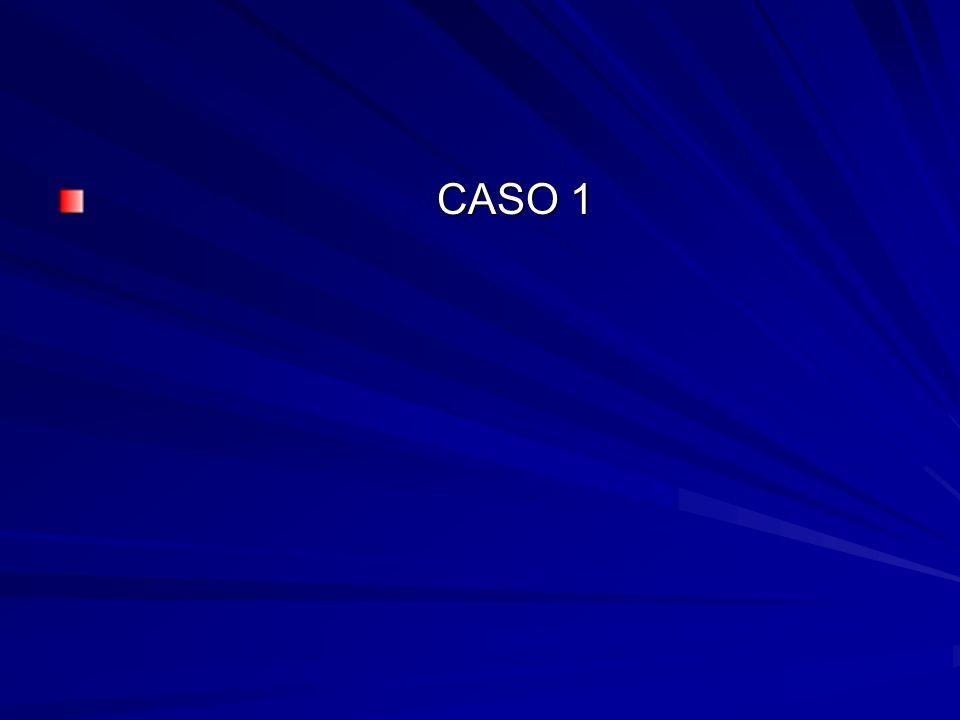 CASO 1 CASO 1