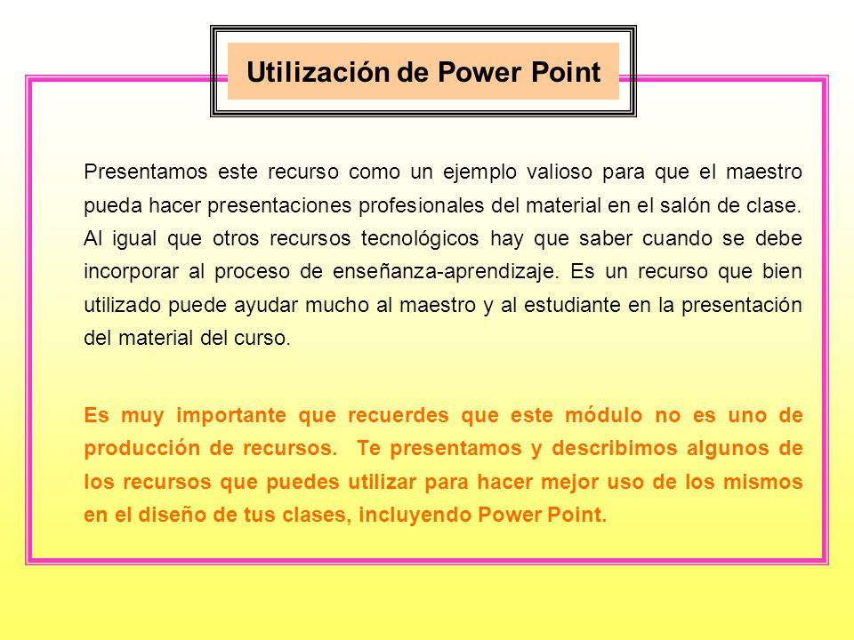 Programa de Presentaciones PowerPoint Dr. Enoc Díaz Santana