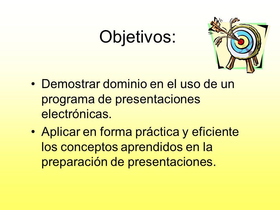 Presentamos este recurso como un ejemplo valioso para que el maestro pueda hacer presentaciones profesionales del material en el salón de clase. Al ig
