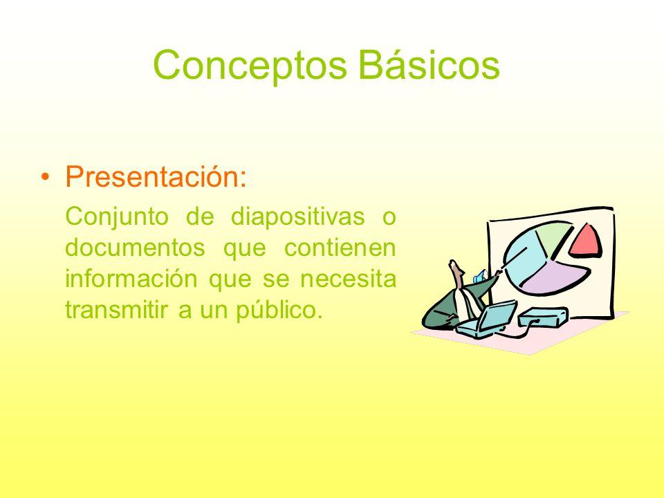 Objetivos: Demostrar dominio en el uso de un programa de presentaciones electrónicas. Aplicar en forma práctica y eficiente los conceptos aprendidos e