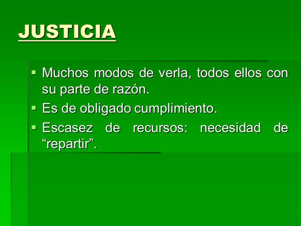 DEFINICIÓN DE BIOÉTICA Y PRINCIPIOS ÉTICOS Principio de JUSTICIA Justicia distributiva Justicia distributiva Distribución equitativa de bienes. Distri