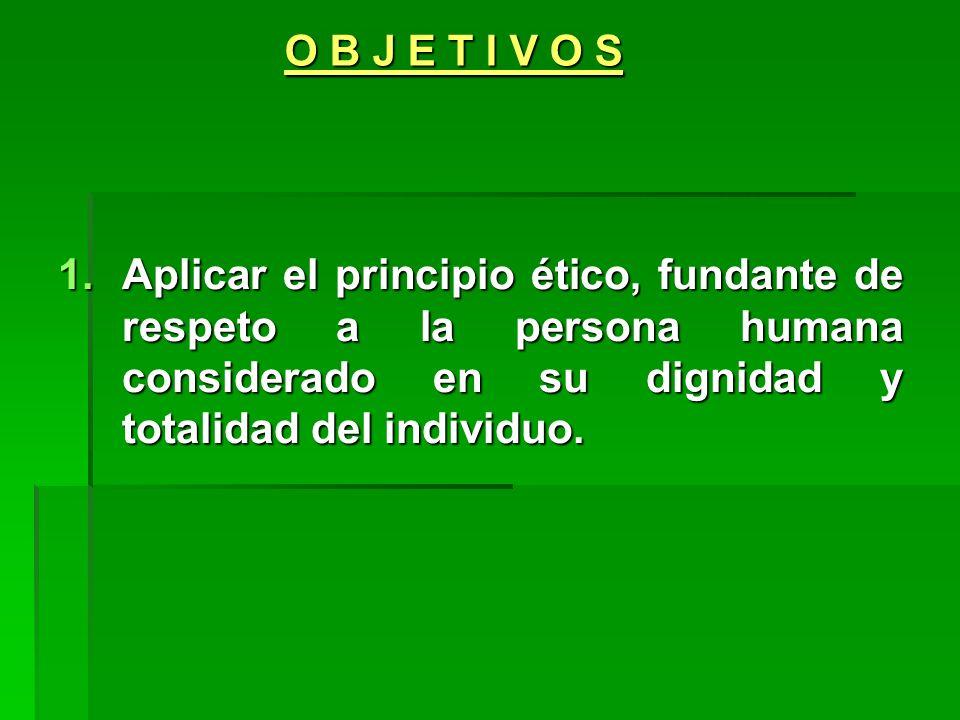 INTRODUCCION La bioética se ha impuesto en la comunidad científica como una disciplina humanística destinada a establecer una racional y prudente part