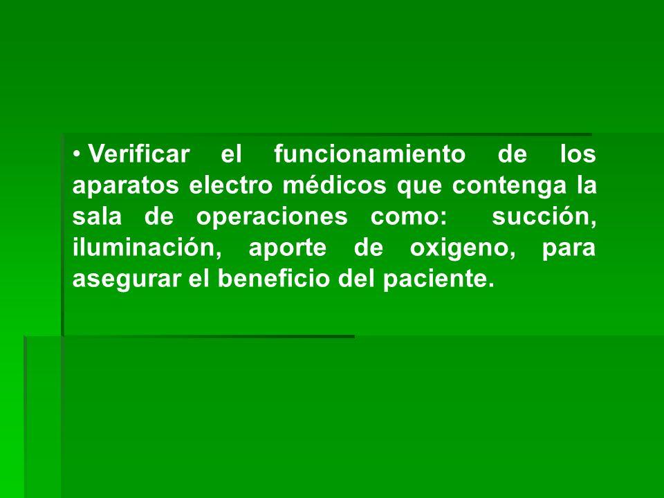 prevención del daño, físico y fisiológico, (vigilar líquidos, evitar caídas, no sujetar a tal grado de lacerar la piel del paciente).