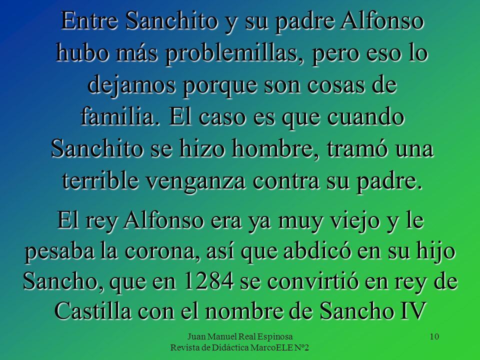 Juan Manuel Real Espinosa Revista de Didáctica MarcoELE Nº2 9