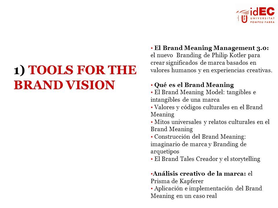 El Brand Meaning Management 3.0: el nuevo Branding de Philip Kotler para crear significados de marca basados en valores humanos y en experiencias crea