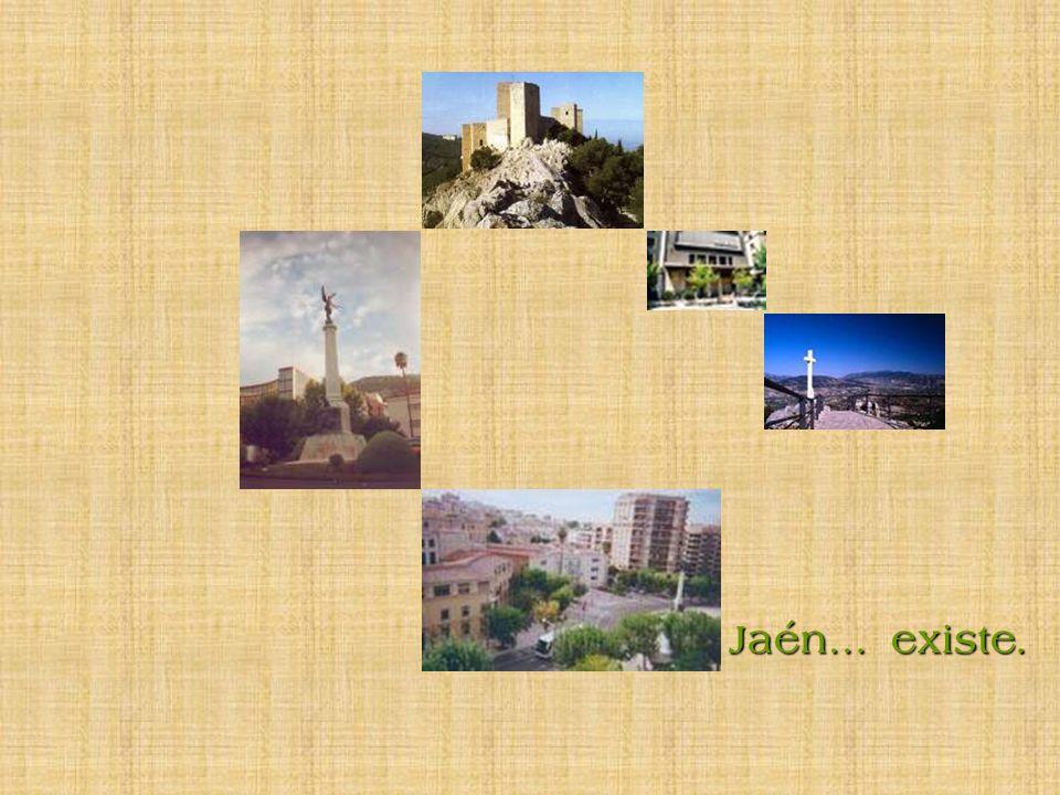 Jaén… existe.
