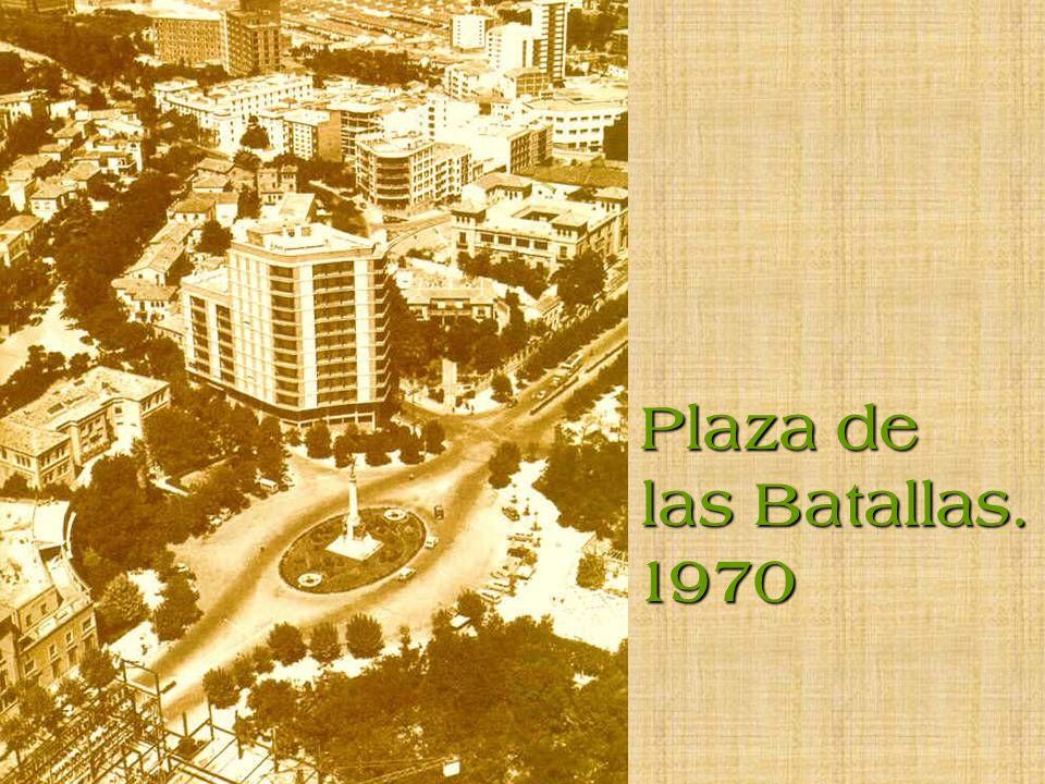 Calle Bernabé Soriano (La Carrera). 1950