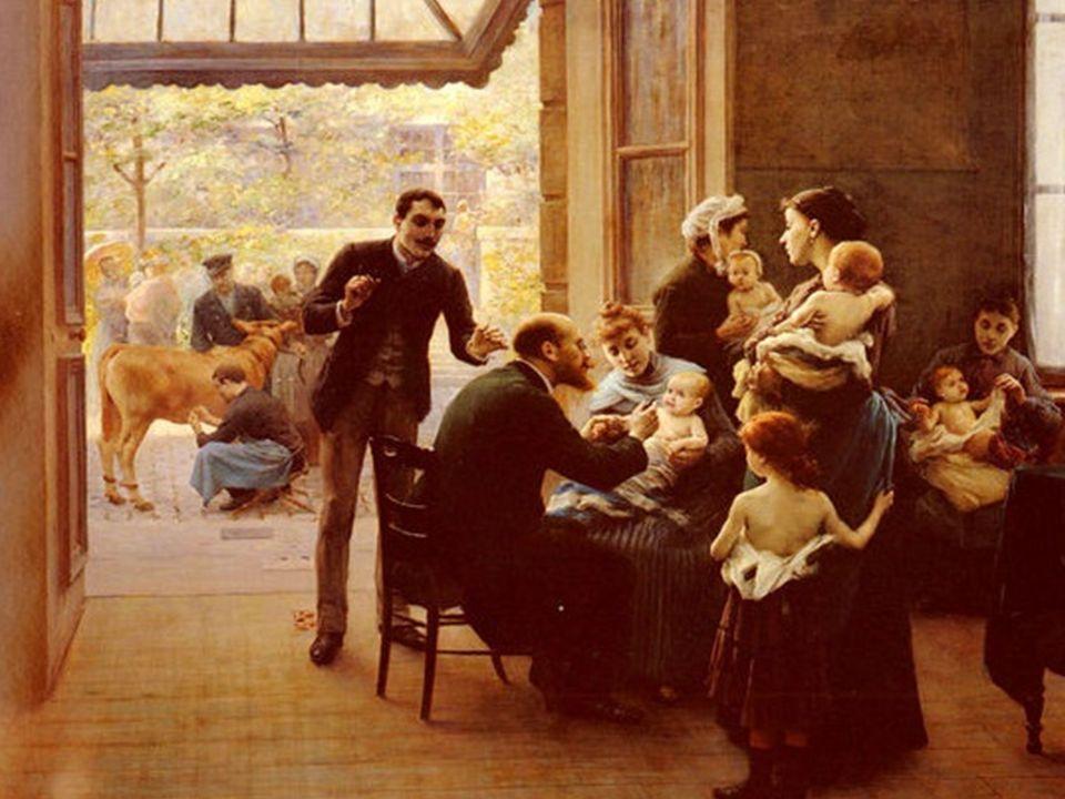 Louis Pasteur acababa de morir (1895) tras haber desarrollado su trabajo basado en el ataque a los microbios invasores. De ahí surgieron las vacunas y