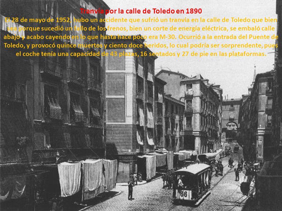 Los tranvías que no llegaron a entrar en funcionamiento en San Lorenzo de Escorial fueron comprados por Zaragoza donde si lo hicieron.