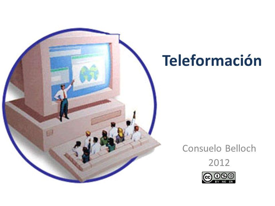 Teleformación Aprendizaje Mixto Aprendizaje Mixto Apoyo Complemento Elemento de mediación Formación Presencial Aprendizaje online Aprendizaje online Las TICs en las diferentes modalidades de enseñanza