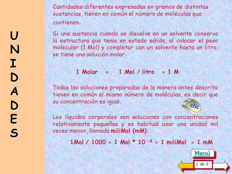 El peso molecular del cloruro de calcio (CaCl 2 ) es la suma de un Ca ++ (40 g) 40 g + ( 2*35.3 ) = 111 g 1 MOL y dos Cl - (2*35.5 g). Ese peso de 111