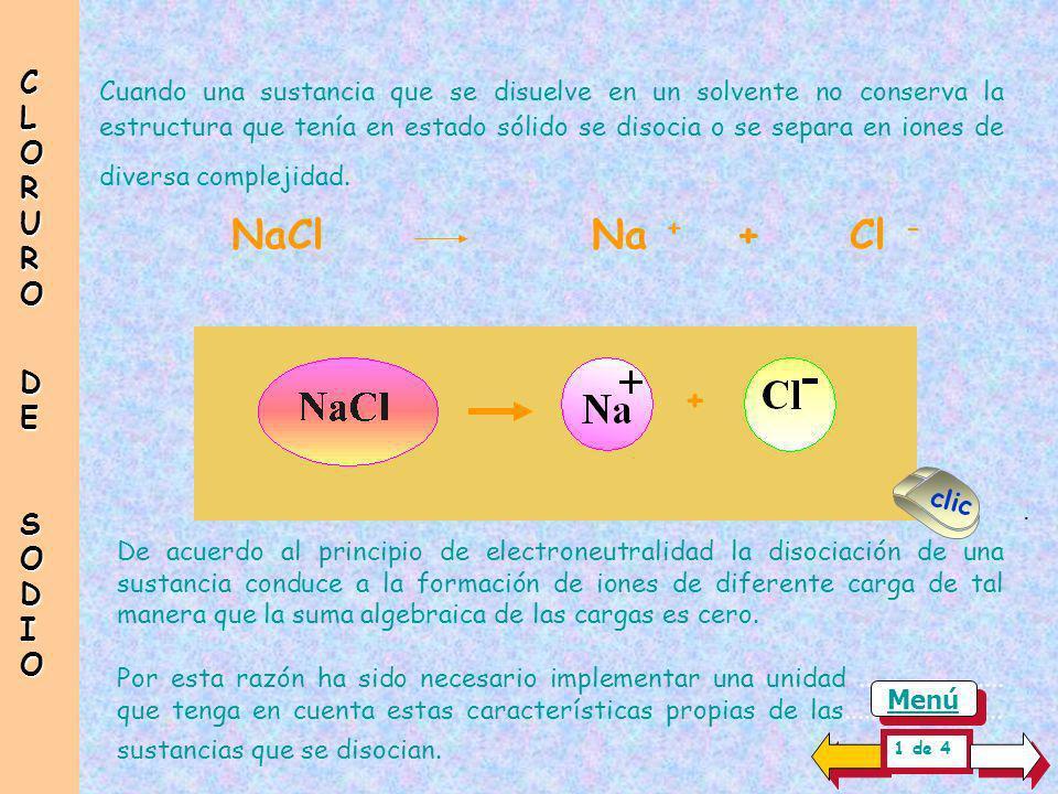 SOLUCION SOLUCION NORMALNORMALSOLUCION SOLUCION NORMALNORMAL Hay una característica que diferencia a las sustancias cuando de su estado sólido pasan a