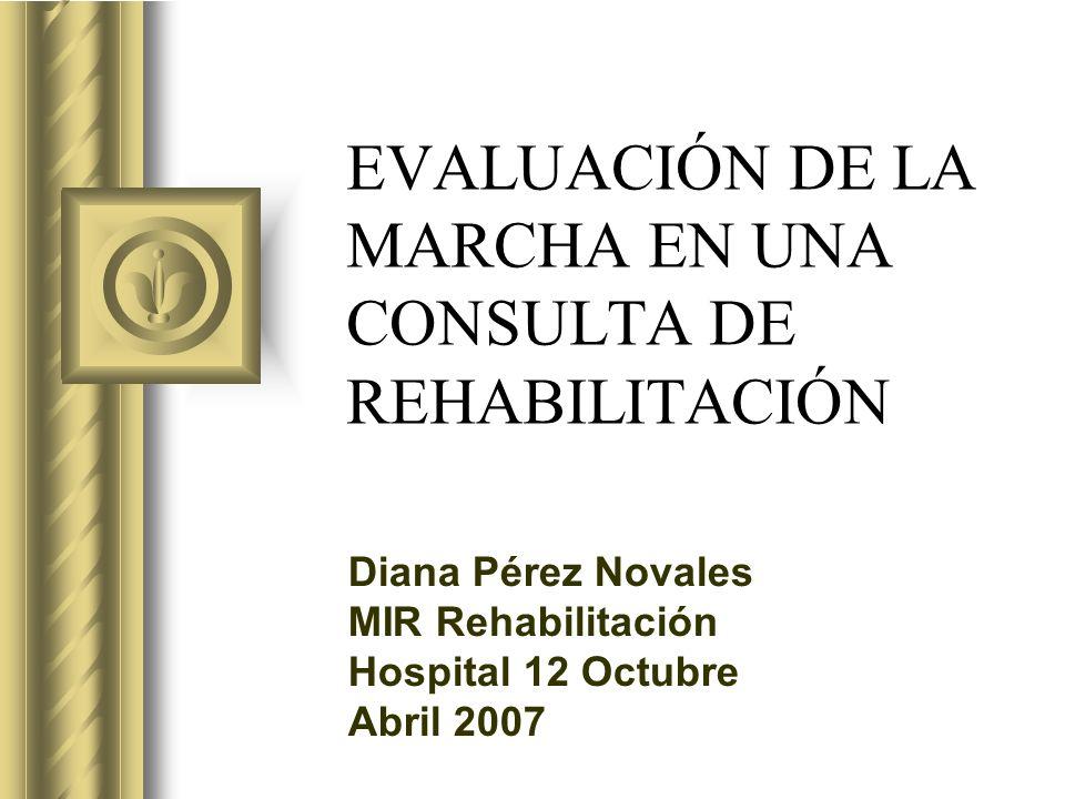Pendular unilateral: Indicada: amputados y lesiones graves de mi Pendular bilateral: alto gasto energético, mmss potentes.