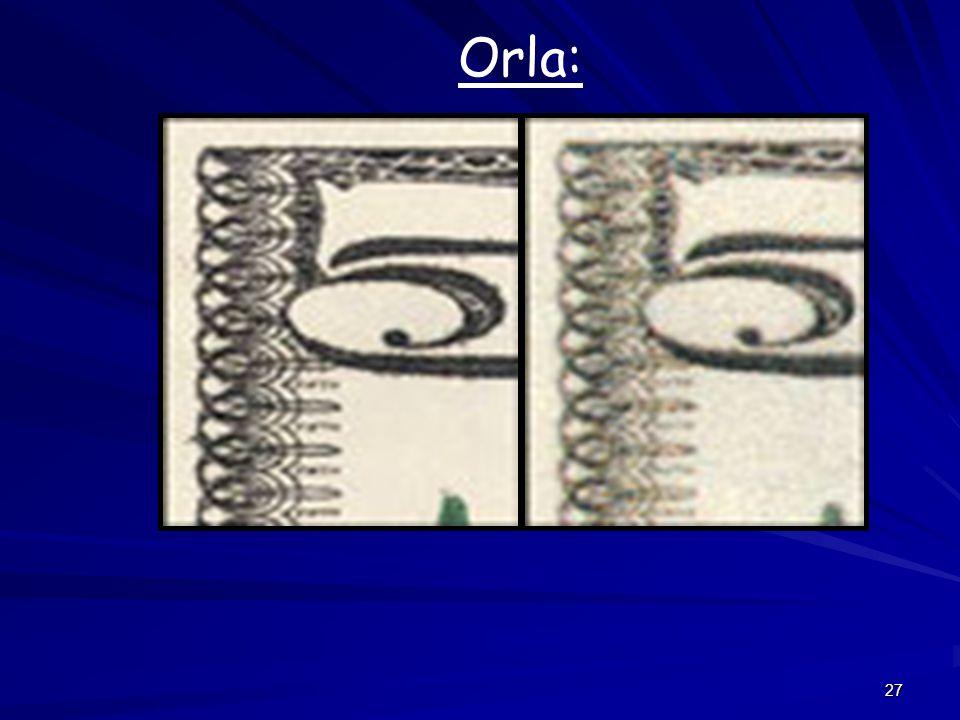 27 Orla: