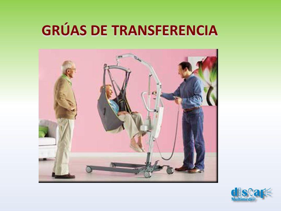 GRÚAS DE TRANSFERENCIA