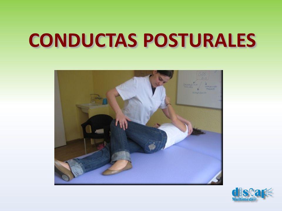 CONDUCTAS POSTURALES