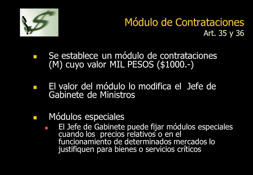 Monto estimado del contrato Art.34 Se considera el importe total en que se estimen las adjudicaciones incluidas las opciones de prorroga previstas El