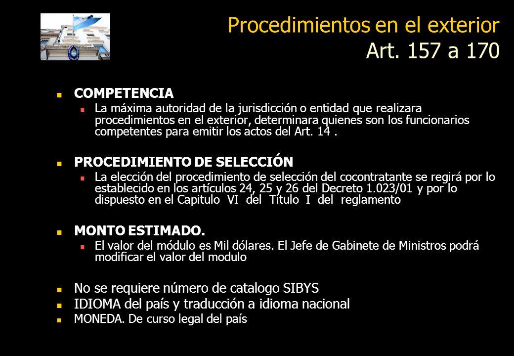 Trámite simplificado Art. 147 No es obligatoria la autorización del llamado y la aprobación de pliegos Las ofertas pueden presentarse mediante platafo
