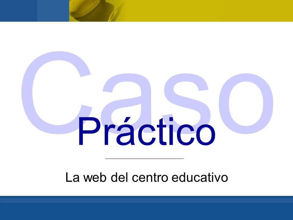 Caso Práctico Comunicación Profesores - Alumnos