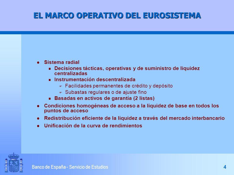 3 Banco de España - Servicio de Estudios PAGOS TRANSFRONTERIZOS DENTRO DE LA ZONA EURO (TARGET)