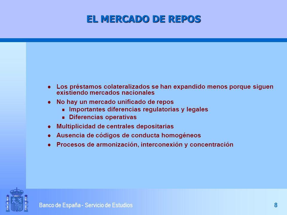 7 Banco de España - Servicio de Estudios EVOLUCIÓN DEL SPREAD BID-ASK EN EL INTERBANCARIO A 3 MESES (1)