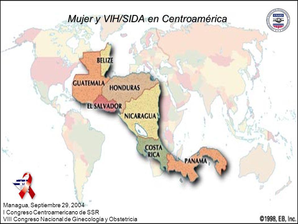 Diagnóstico de Situación sobre la Atención del VIH/SIDA en Centroamérica: Necesidades en atención Integral Mejorar las capacidades del Personal de Salud Calidad de vida para PVVS Fuente: Proyecto Synergy, Octubre 2002 Resultados esperados en Centroamérica ITS, VIH/SIDA y otras enfermedades infecciosas contenidas y su impacto mitigado en cuanto a nuevos casos de VIH, reducción de la transmisión maternoinfantil y defunciones adultas e infantiles: Promocionar estilos de vida saludable en grupos con conductas de riesgo.