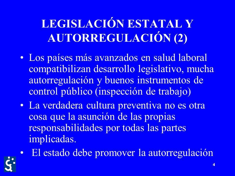 5 DIFICULTADES PARA LLEVAR LA SALUD LABORAL A LOS CONVENIOS Resistencia empresarial.