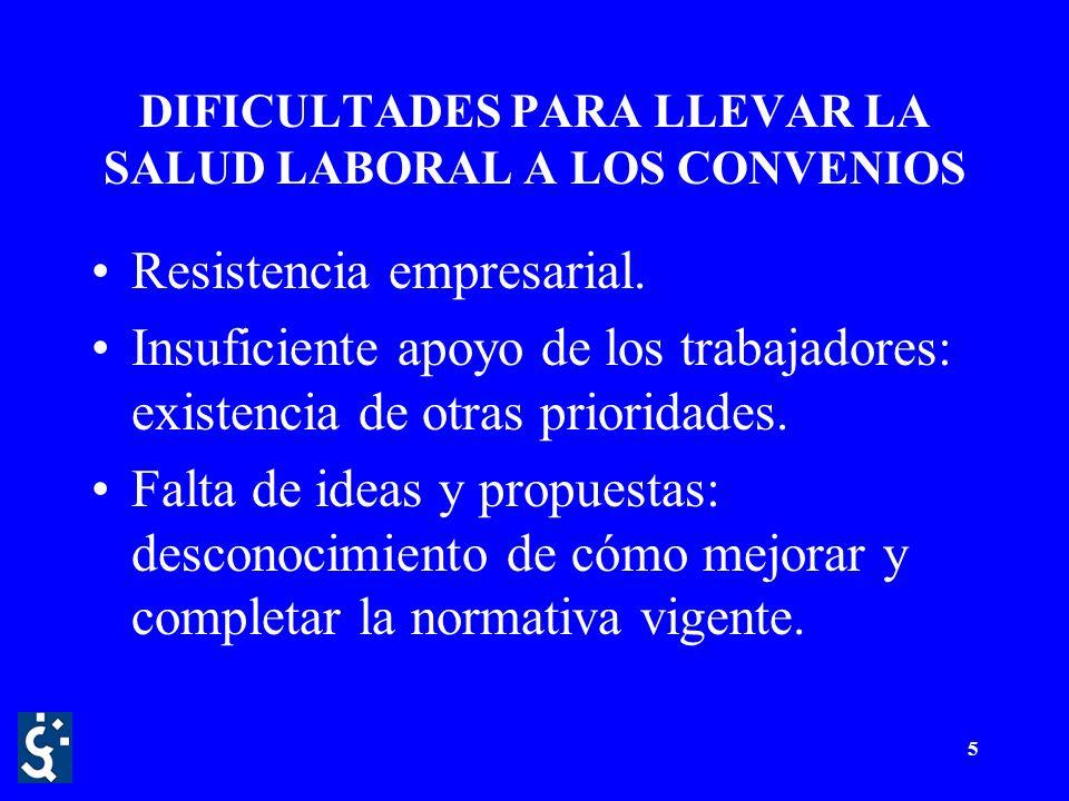 16 1.PARTICIPACIÓN Y REPRESENTACIÓN 5.