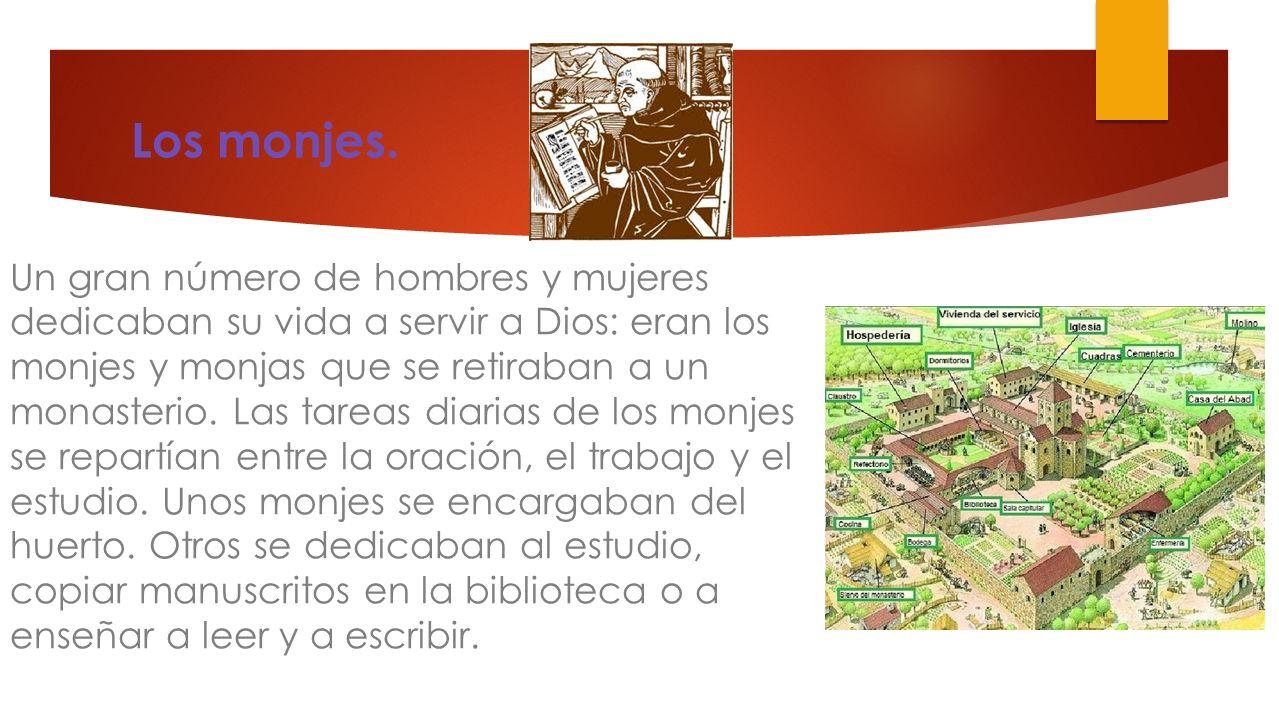 La sociedad feudal. En los reinos cristianos existía una sociedad de tipo feudal. En el lugar más alto de la sociedad se situaba el rey, que era la má