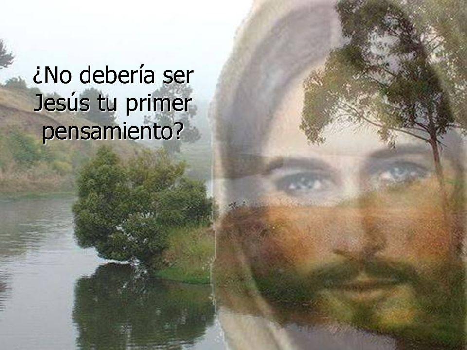 A veces, ¿no acudes a Jesús como último recurso?