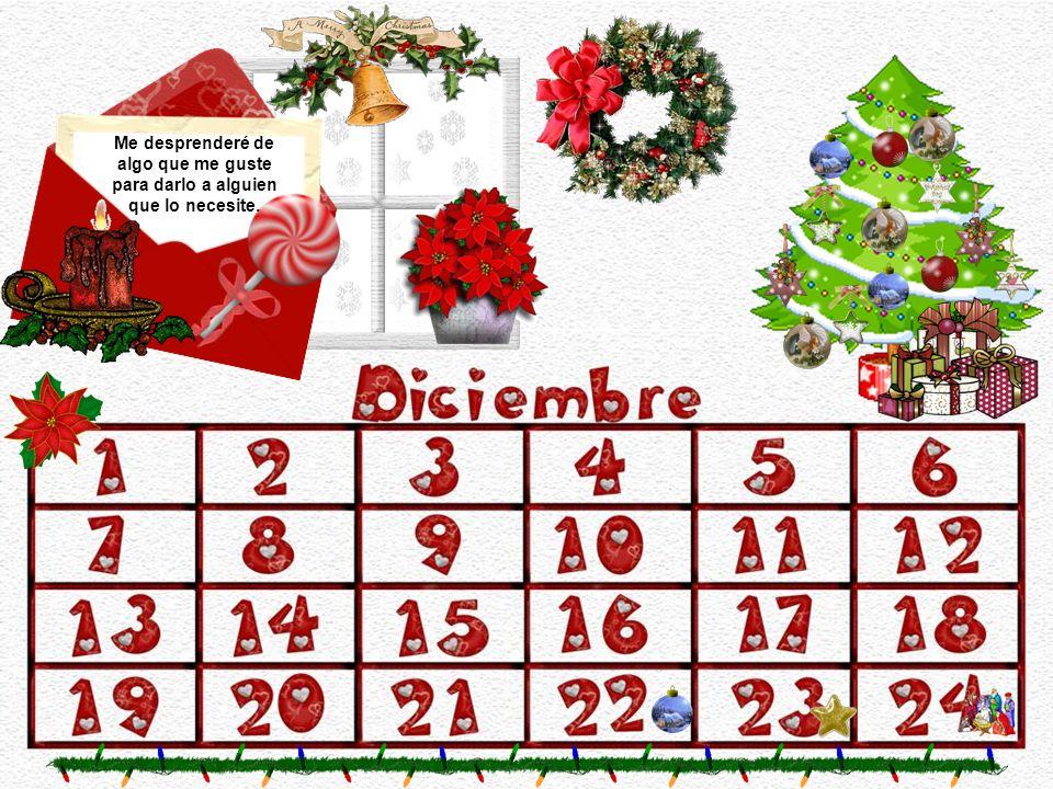 Prepararé algo especial para celebrar esta Navidad, pueden ser villancicos, pastorelas, posadas, etc.