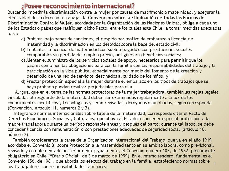 49 9. PERMISOS ESPECIALES PAGADOS PARA PADRES