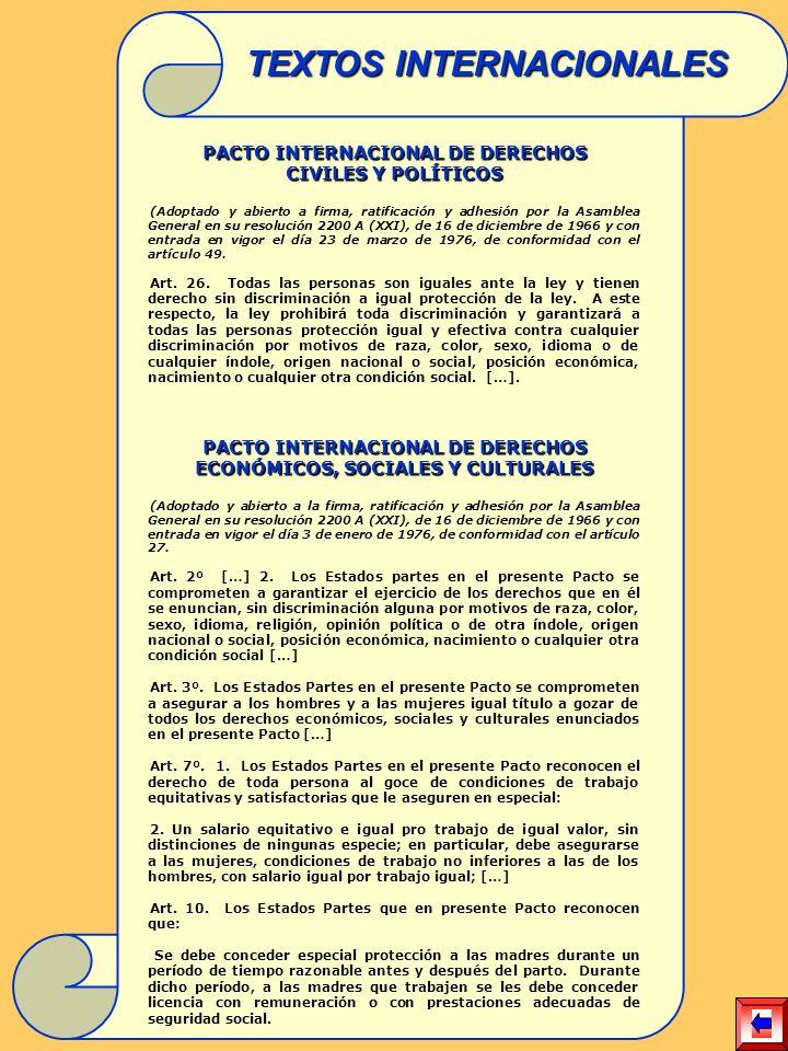 PACTO INTERNACIONAL DE DERECHOS CIVILES Y POLÍTICOS (Adoptado y abierto a firma, ratificación y adhesión por la Asamblea General en su resolución 2200 A (XXI), de 16 de diciembre de 1966 y con entrada en vigor el día 23 de marzo de 1976, de conformidad con el artículo 49.