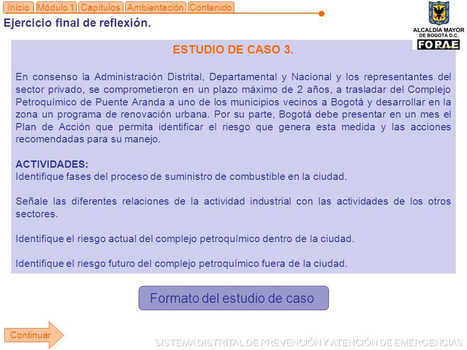 Módulo 1CapítulosInicio ESTUDIO DE CASO 3.