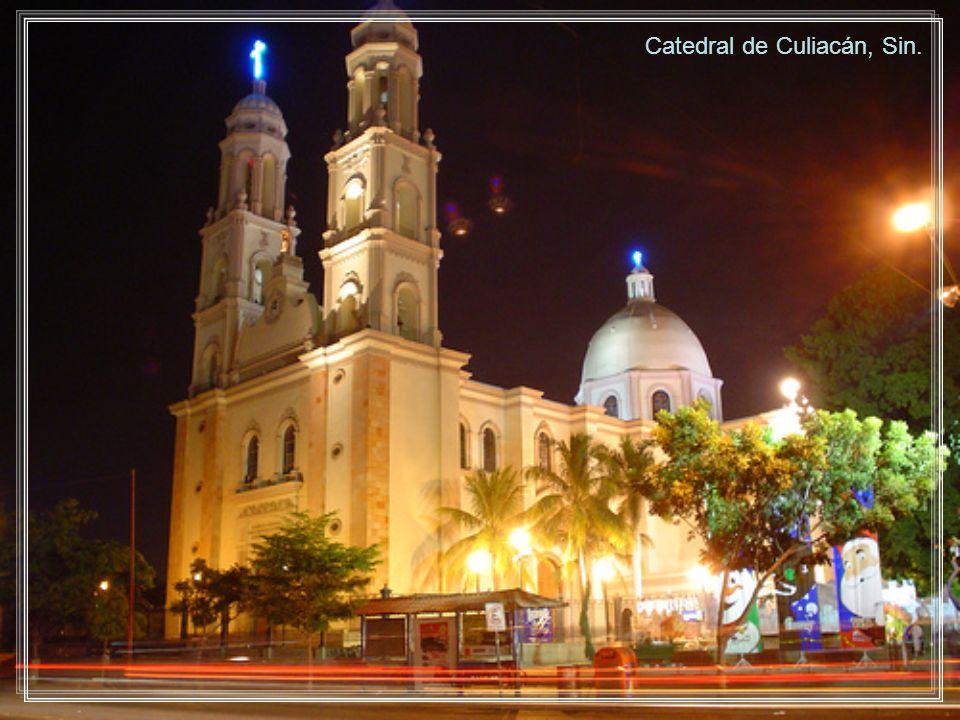 Catedral de Hermosillo, Son.