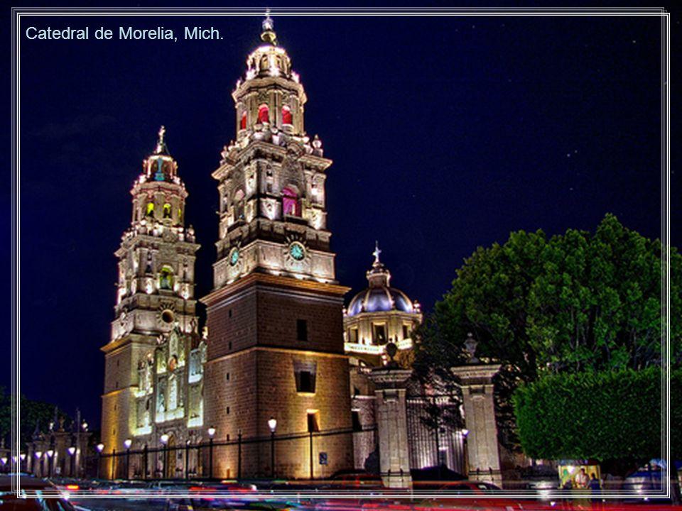Catedral de Monterrey, N.L.