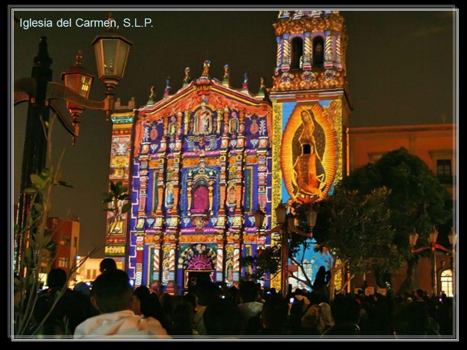 Iglesia de San Agustín, S.L.P.