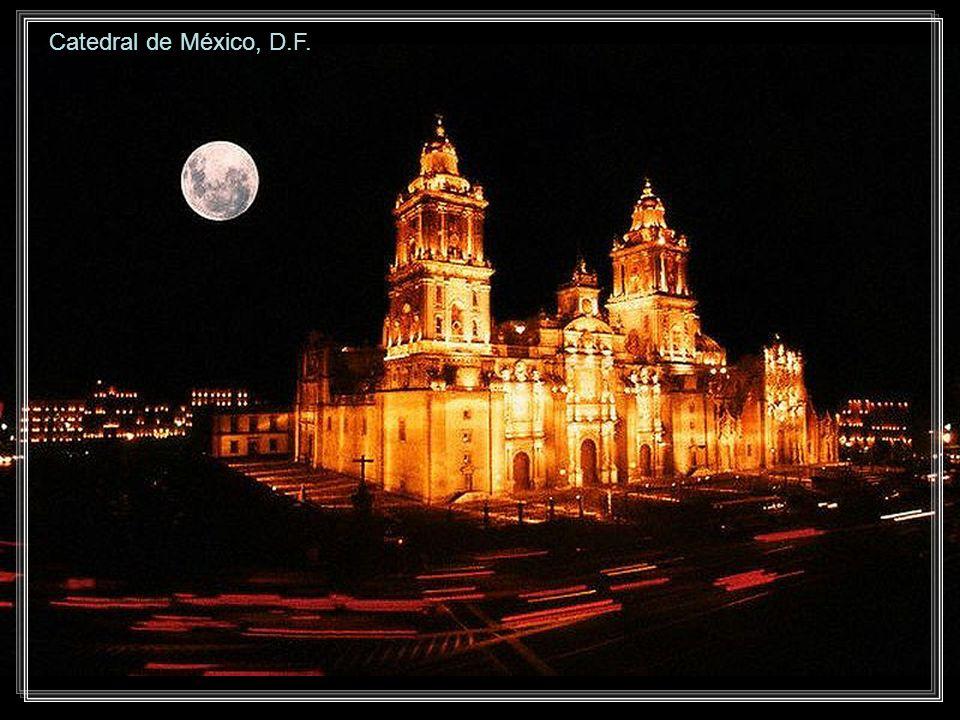 A continuación verán algunos templos de México que presentan las características de la arquitectura religiosa latinoamericana; considerados monumentos